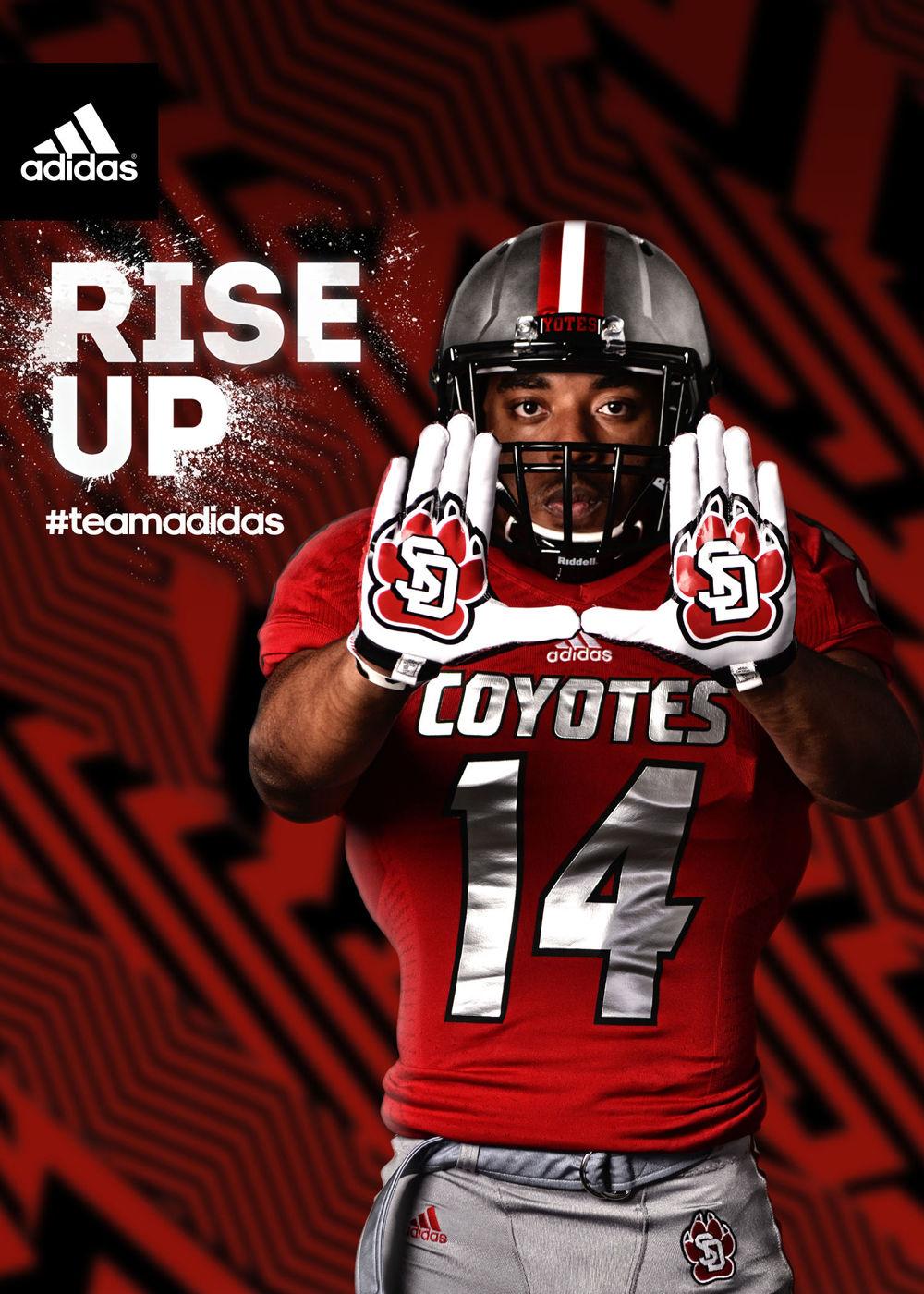 reputable site 8e8b6 43fd3 USD Football Unveils Dakota Days Uniform | Sports | yankton.net