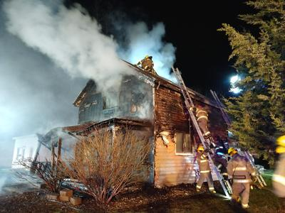 UPDATE: Yankton Home Destroyed In Morning Fire