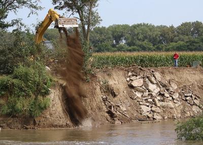 Highway 81 Reopens; Uncertainties Remain