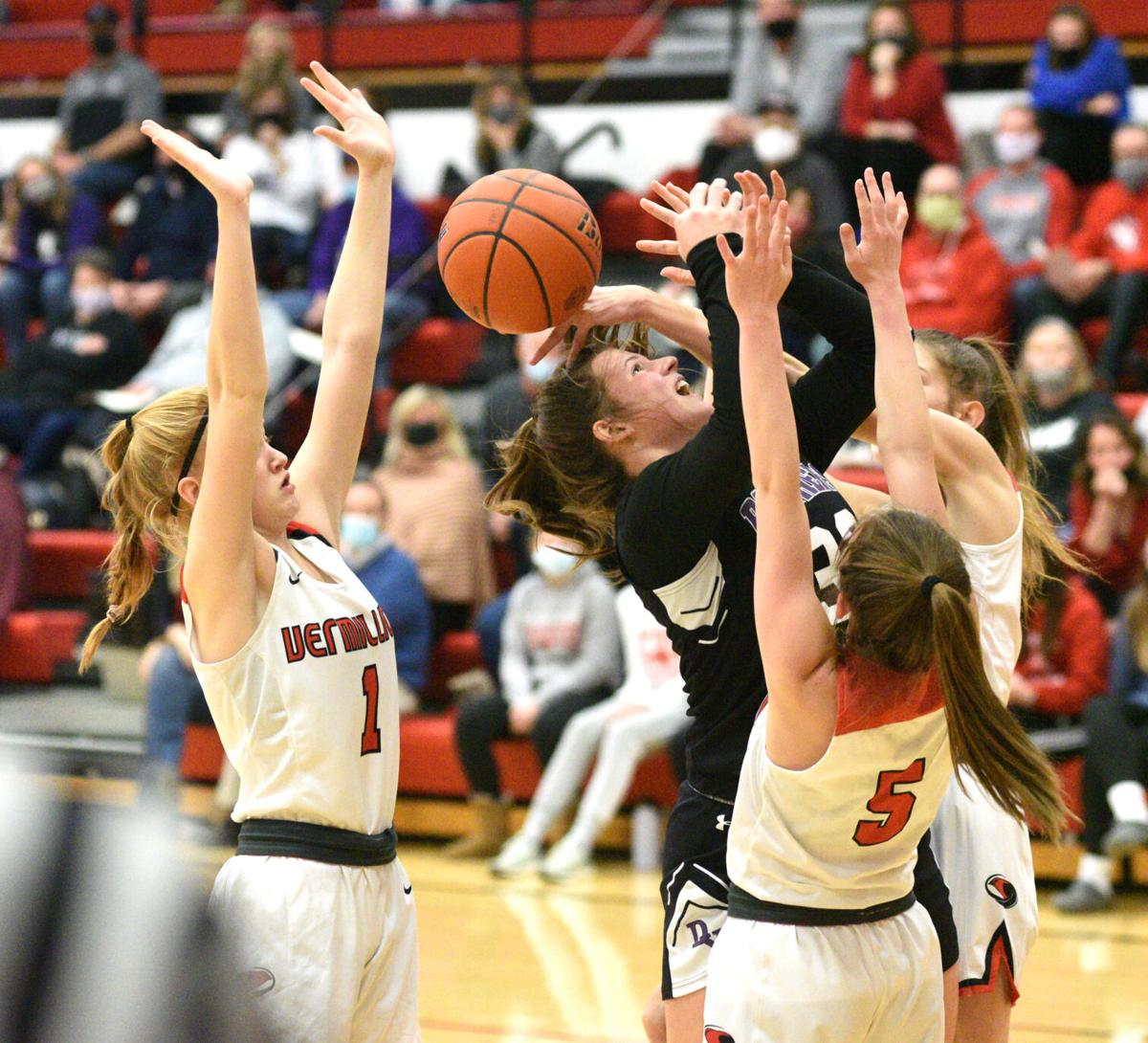 Rylee Rosenquist Named First Team All-State