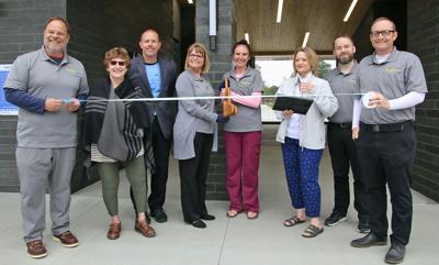 Huether Family Aquatics Center Opens