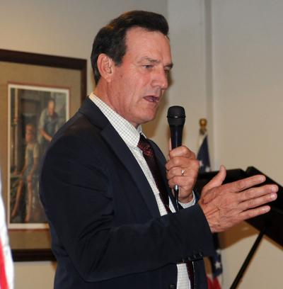 In Yankton, Rhoden Calls For Unity In The GOP