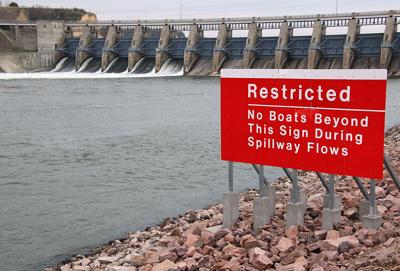 A River Amid Drought