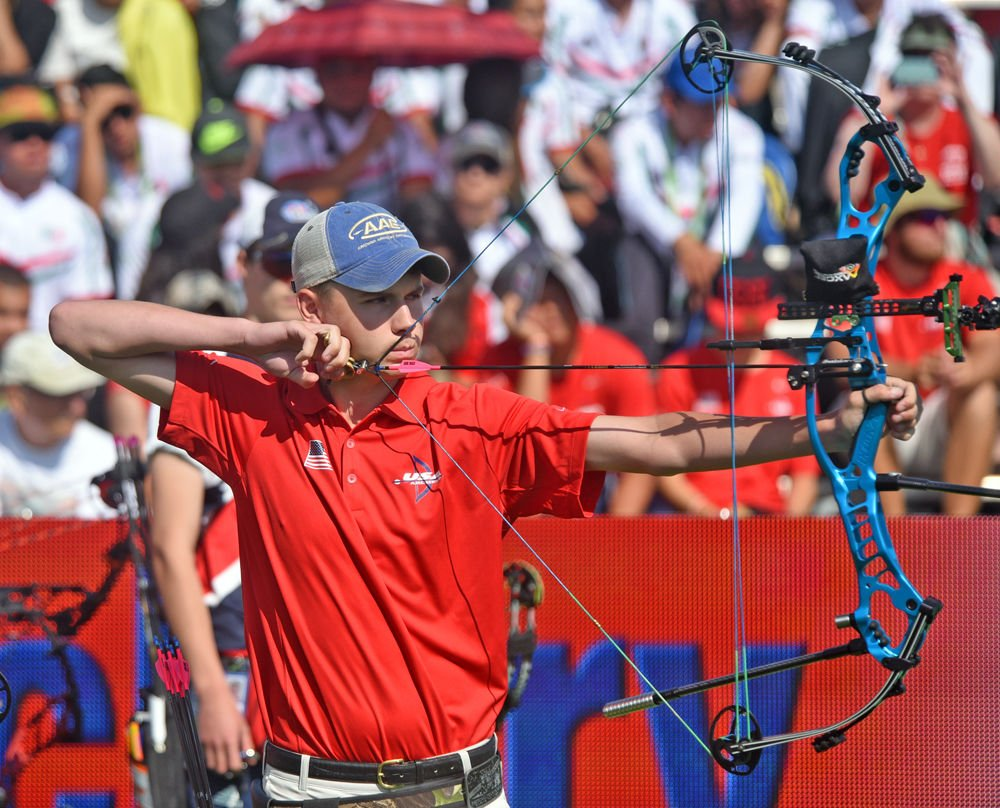 South Dakota Archer Captures Gold | Archery | yankton net