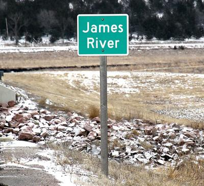 Flood Warning Issued For James River