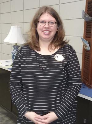 New Library Associate Likes Yankton's Small-Town Setting