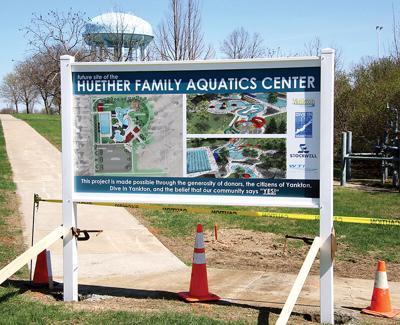 Aquatics Center To Open Memorial Day