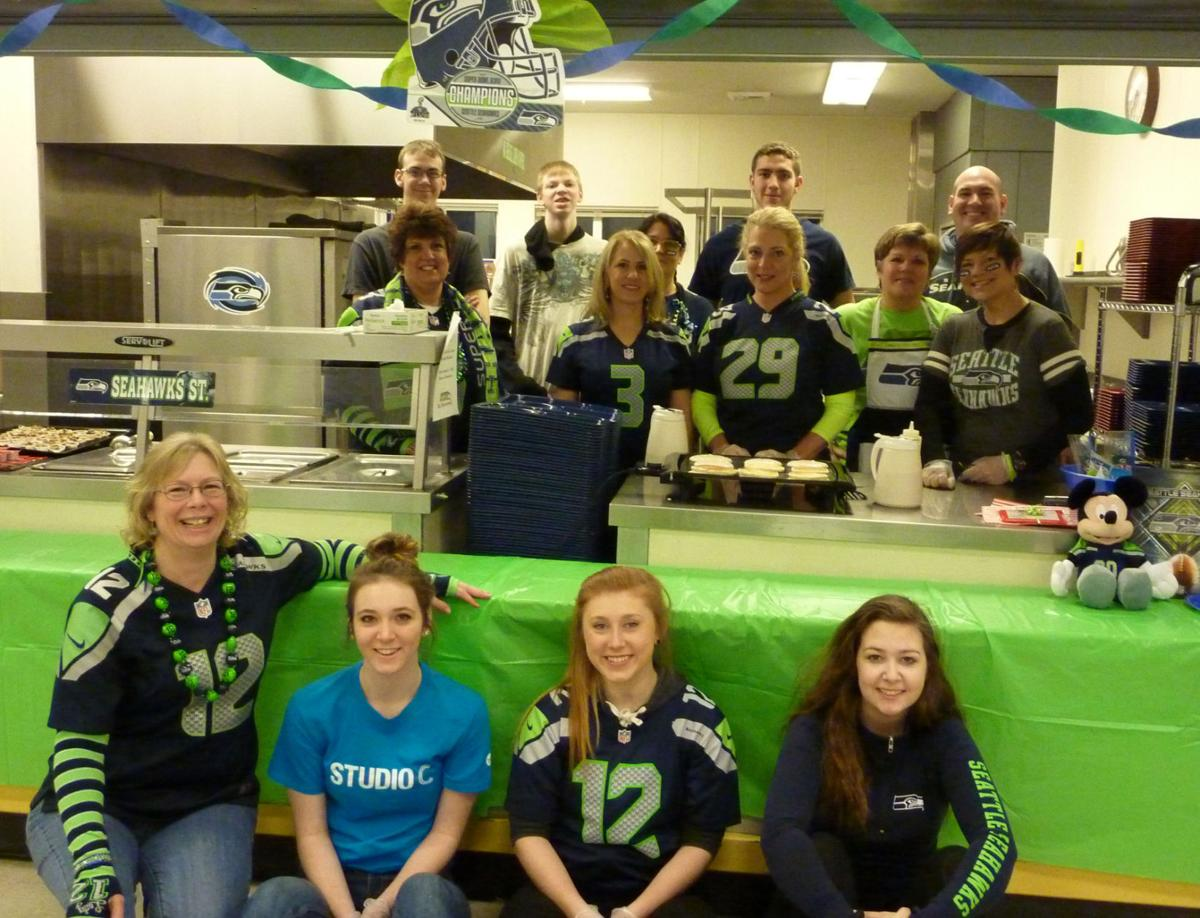 Rainier Celebrates Blue Friday