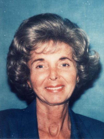 Patricia Anne Morton