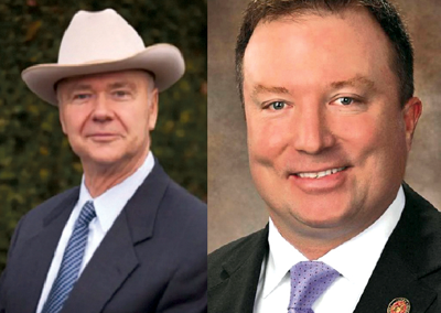 Edwards Looks to Fend Off Lacey Democrat in County Commission Race