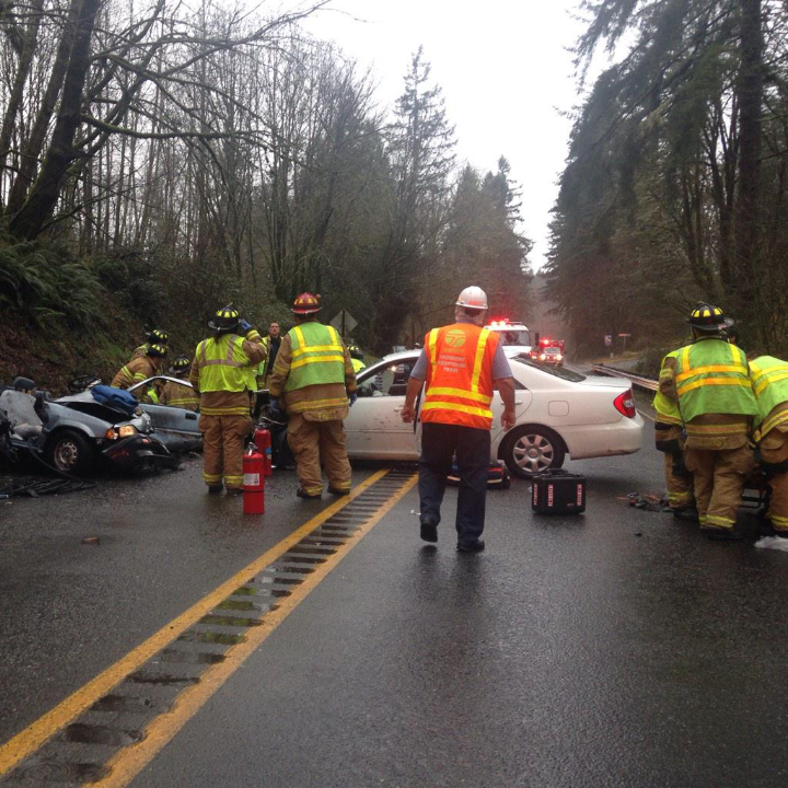 Roy Man Dies In Car Accident On SR 510 Monday Morning