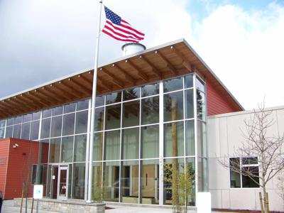 Yelm Public Safety Building