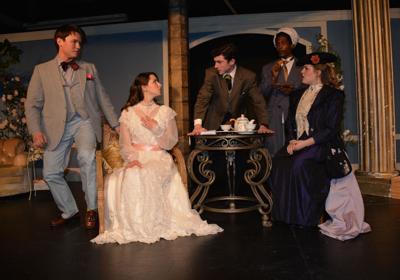 Victorian London Hurdles Into Slapstick Romance