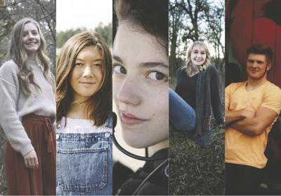 'Light Your Own Fire': Rainier's Top 5 Academic Students Plan Next Steps