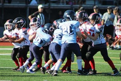 Registration Open for Thurston County Youth Football and Cheer