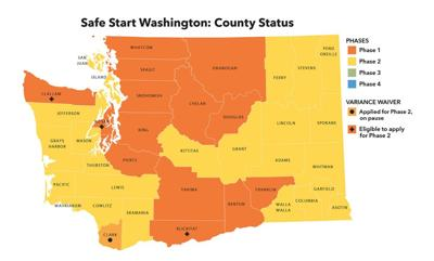 Thurston County Officially Approved for Phase 2 of Gov. Inslee Reopening Plan