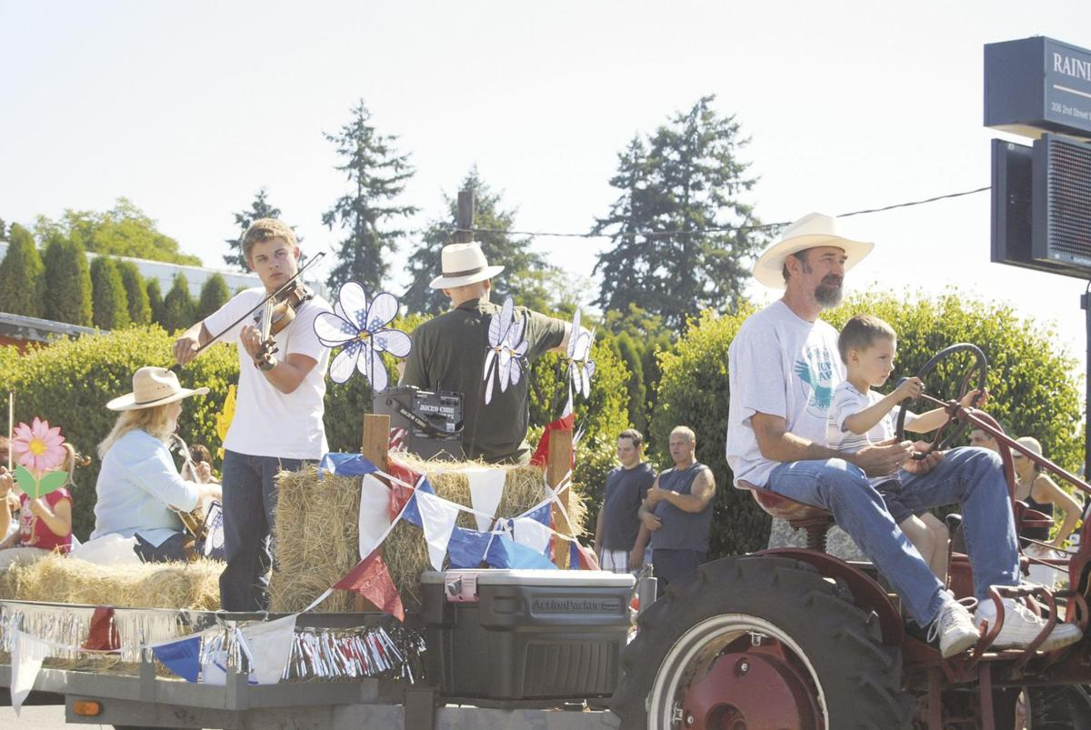Round-Up Days to feature Bluegrass Pick'n Party, Parade