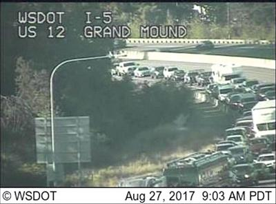 Series of Crashes on I-5 Leave One Driver Dead | | yelmonline com