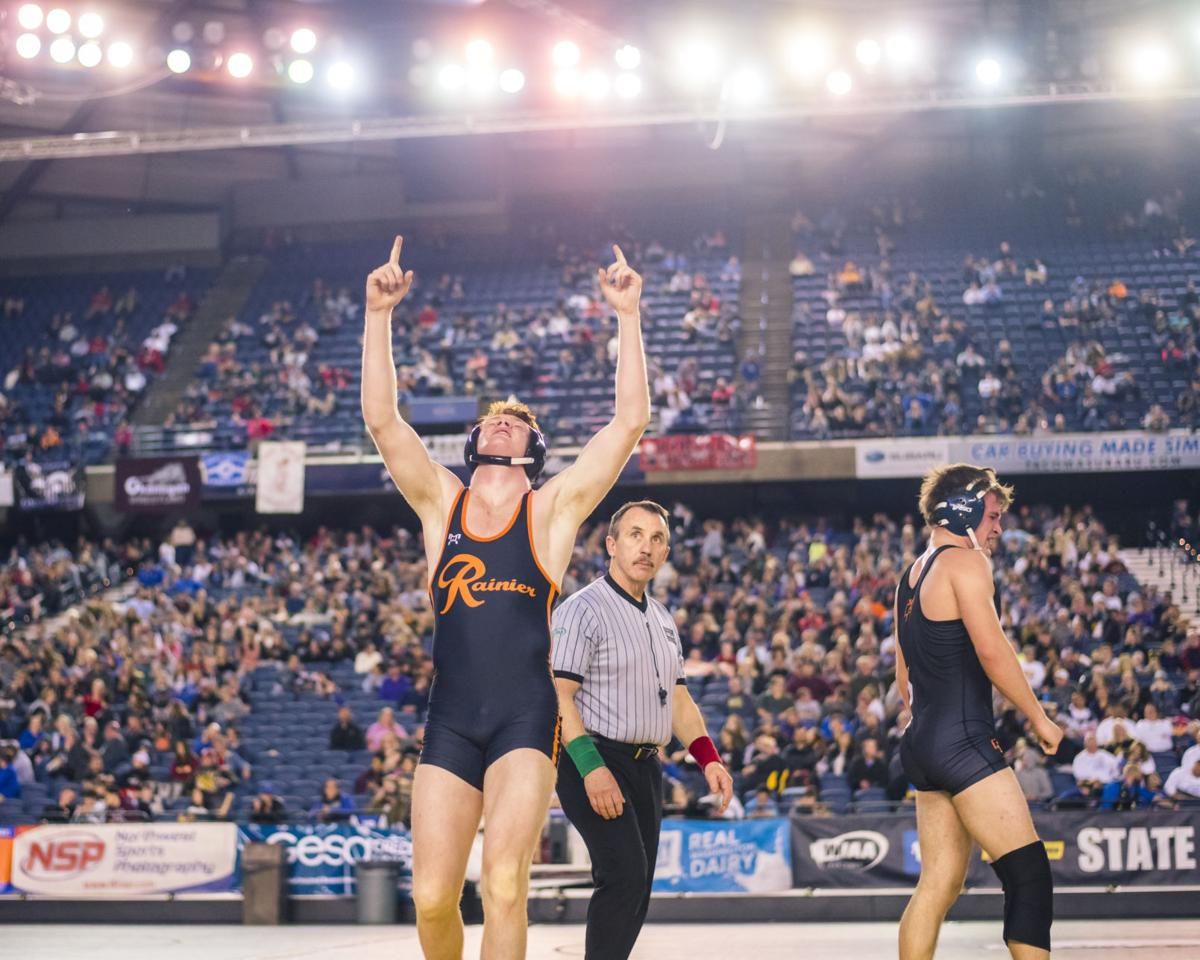 State Wrestling 2020