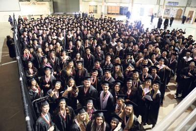 Tornados Graduate