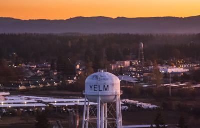 Yelm Water Tower