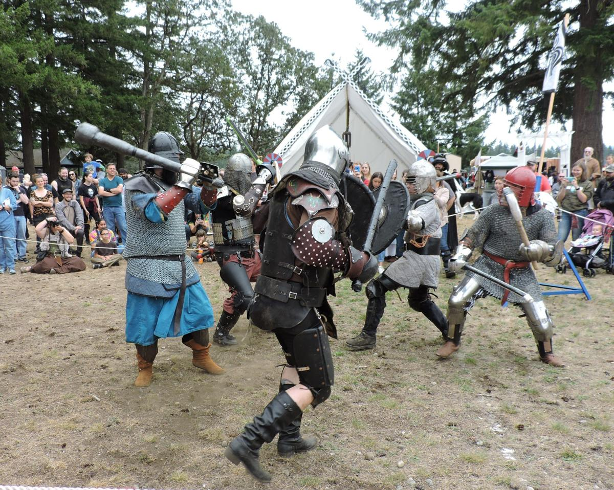 Vikings Swarm Rainier at Second NorseWest Festival | News