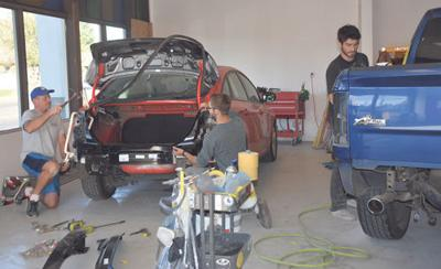 Premier Collision Replaces Gorder's in Downtown Yelm