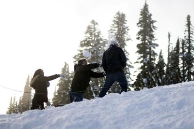 Mount Rainier Snow Park