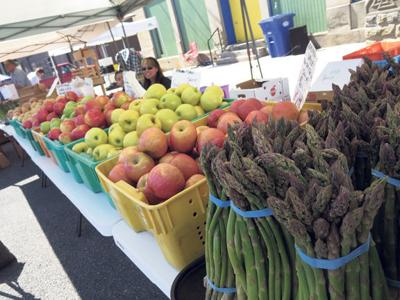 Tenino Farmers Market to Host a Kids Day | News | yelmonline com