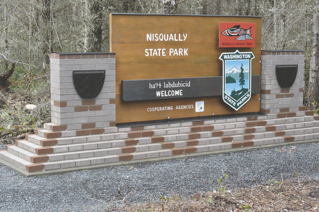 Nisqually State Park