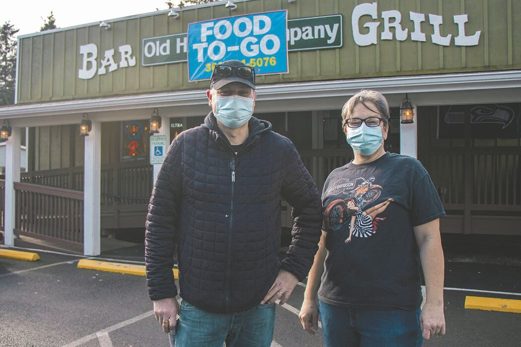 Old Highway 99 Company Bar and Grill