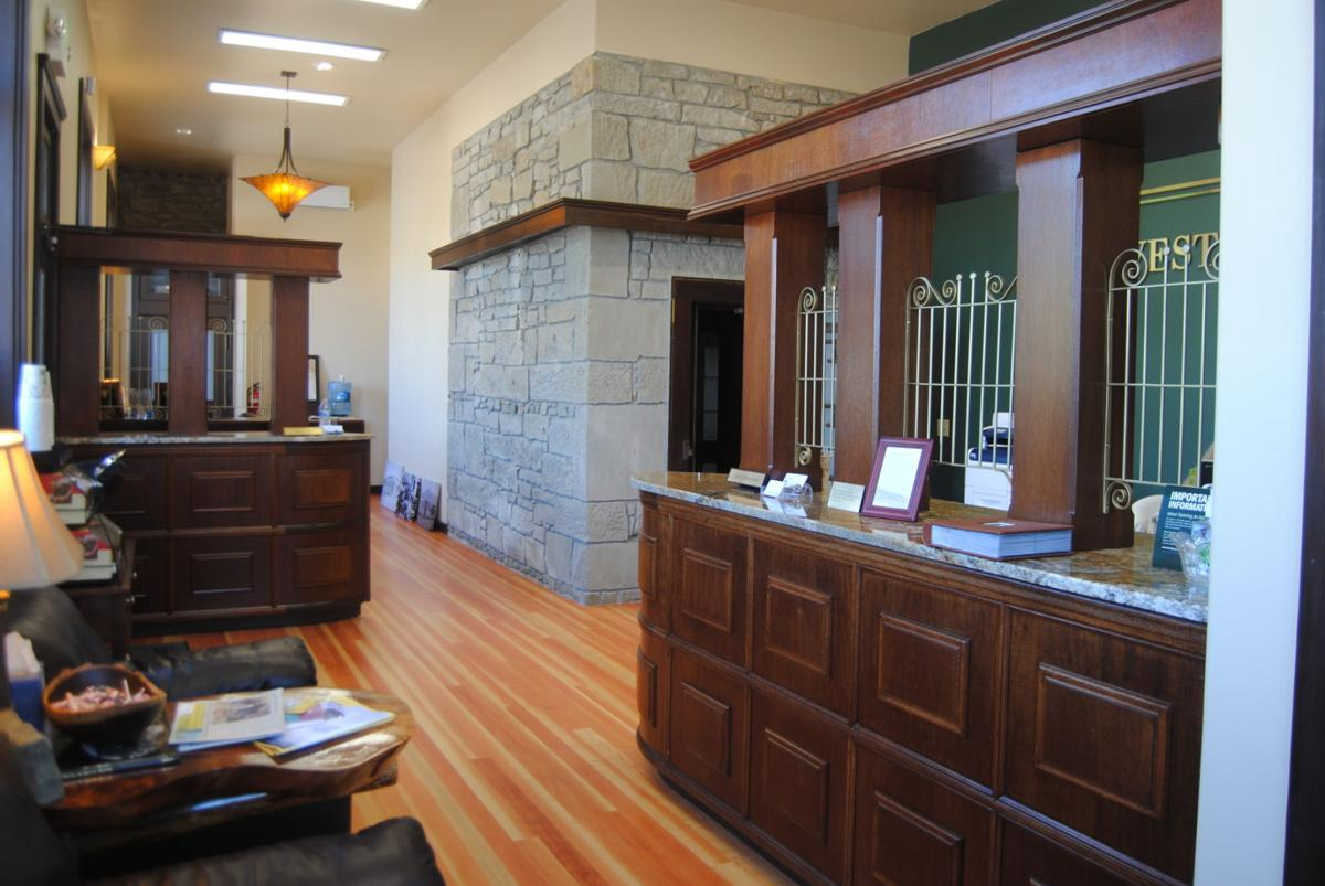 Financial History Of Old Tenino Bank Continues Business
