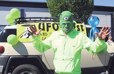UFO Fest to Descend on Thurston County Fairgrounds   News
