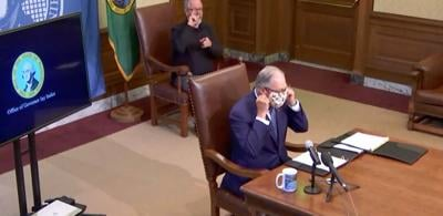 Inslee to Detail Ease of COVID-19 Restrictions Friday, Says It's Too Early to Halt Stay Home Order