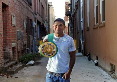 'The Prince' aiming for boxing royalty
