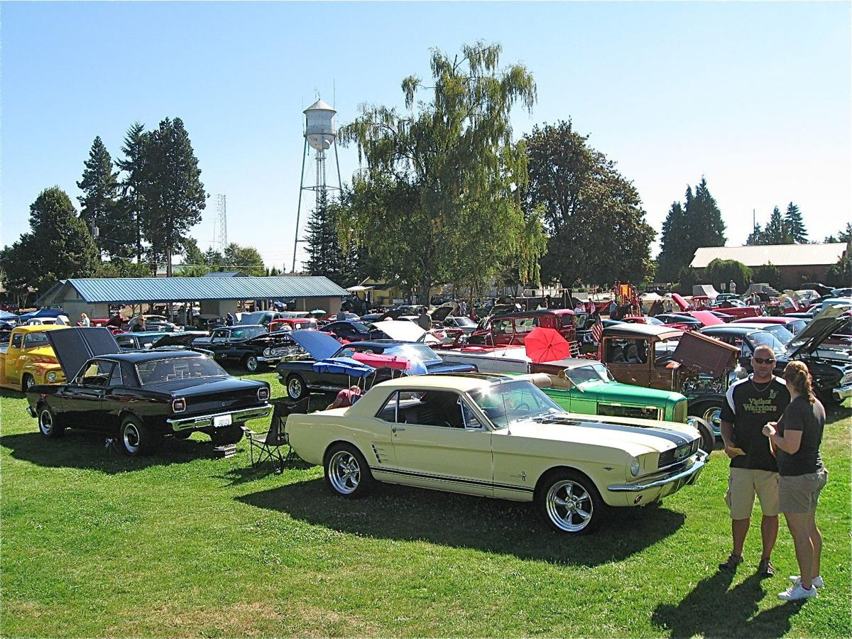 Car Show To Shine From High School Parking Lot Local News - Car shows near me now