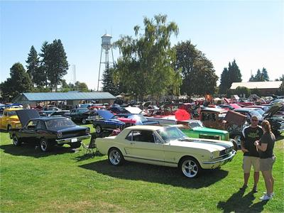 Car Show To Shine From High School Parking Lot Local News