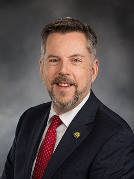 Rep. Andrew Barkis, R-Olympia