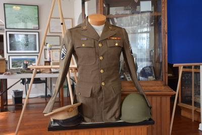 New Yelm Museum Display Examines World War II