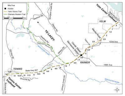 Yelm Tenino Trail