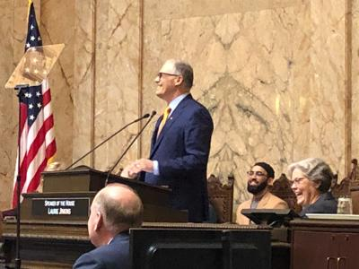 Inslee state of state by Leona Vaughn.JPG