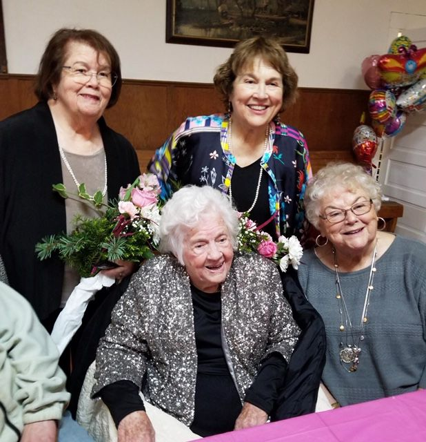 Part Two: Roles for Tenino Native, 105, Included Wife, Mother and Bicentennial Ambassador