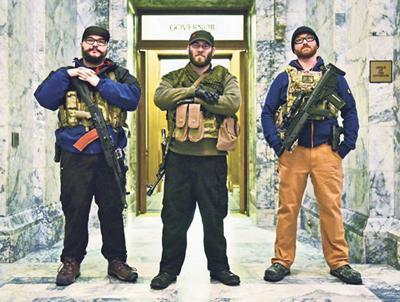 Gun-Carrying Friends