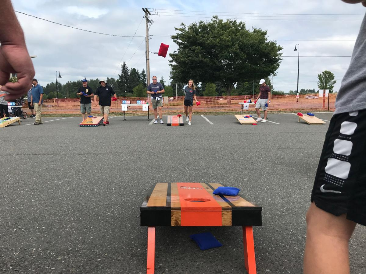 Area's First Cornhole League to Play at Nisqually Moose Lodge