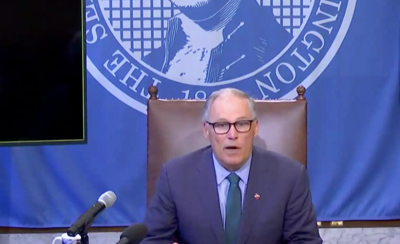 Inslee Extends 'Stay Home, Stay Healthy' Order Through May