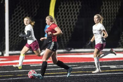 1A Evergreen League Girls Soccer: Montesano at Tenino (Oct. 25, 2018)