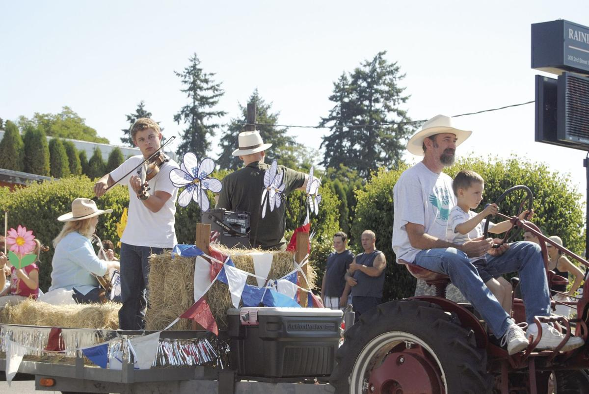 From Round-Up Days to the Bluegrass Festival, Rainier Is the Place to Be This Weekend