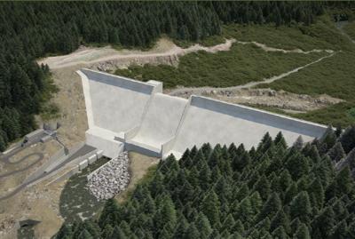 Chehalis River Dam