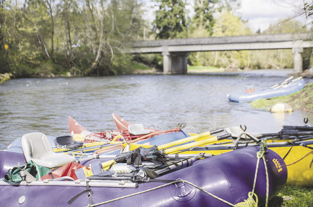 Nisqually River Cleanup