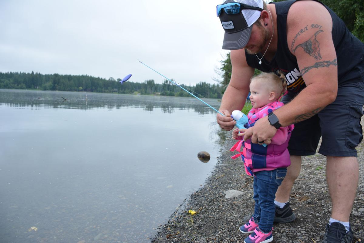 Girls Fishing Derby